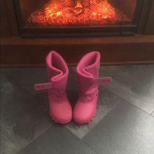 Toddler Girls Snowboots size 11